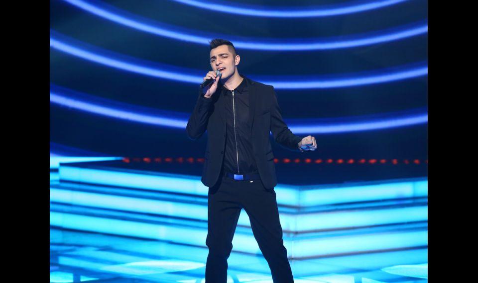Az X Faktor 2012 győztese: Oláh Gergő