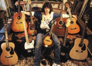 Jason Becker gitárai