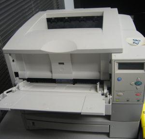 Fekete fehér nyomtató
